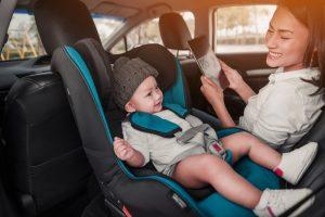 Ghế ngồi ô tô trẻ em