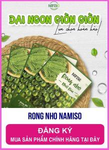 rong nho Namiso