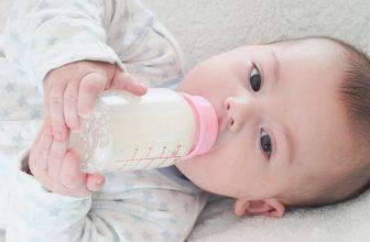 Trẻ trên 1 tuổi uống sữa